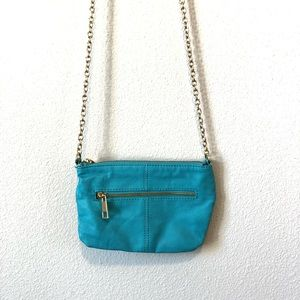 Bags - EUC | Forever 21 Teal Crossbody Purse
